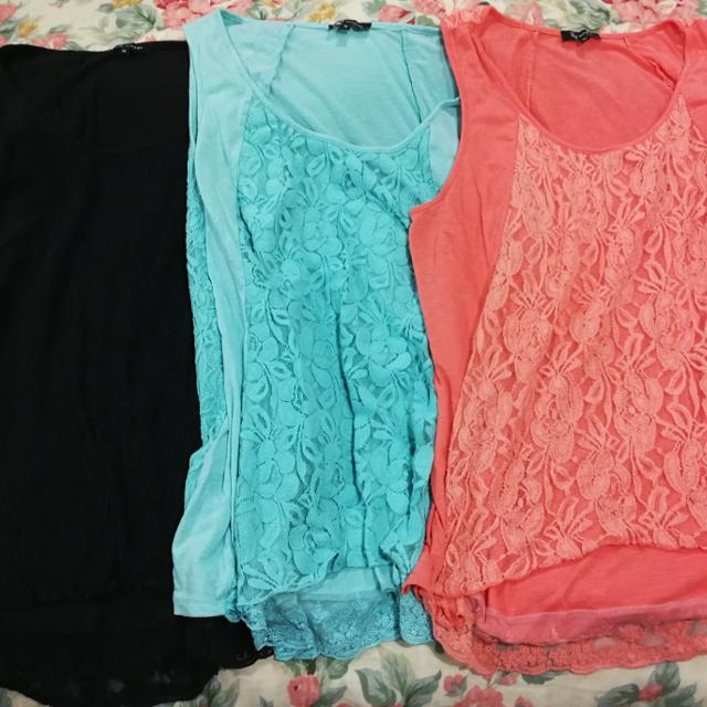23a88df686550 Find more Set Of 3 Tank Tops-3x for sale at up to 90% off