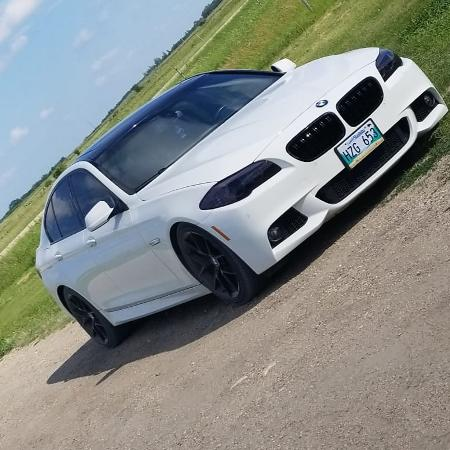 2011 BMW 535i XDRIVE  M Sport, used for sale  Canada