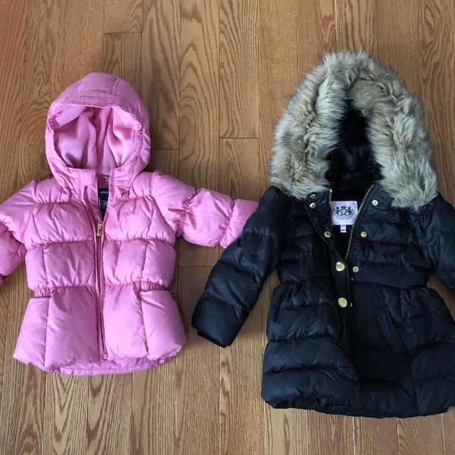 bc408e267 Best Toddler Girl Down Filled Winter Jackets for sale in Stouffville ...