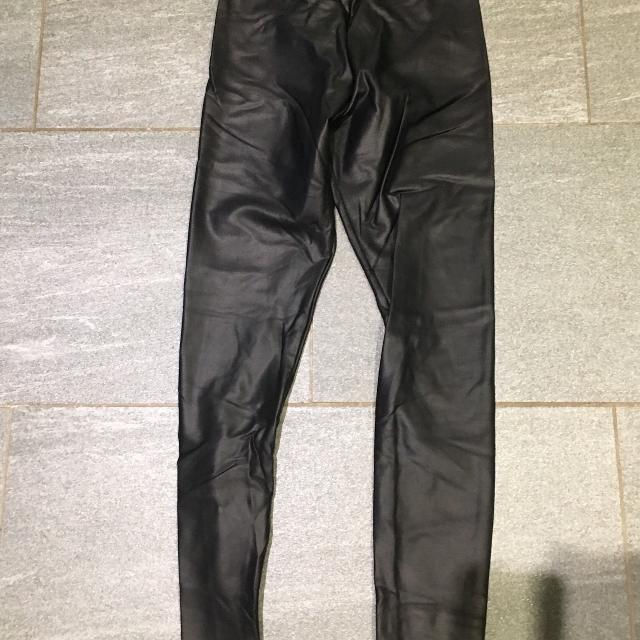 d40425177d495a Find more Brand New American Apparel Faux Leather Look Leggings ...