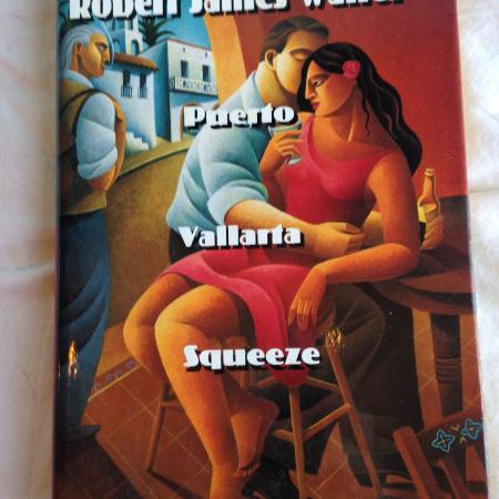 "HC book ""Puerto Vallarta Squeeze"" by... for sale  Canada"