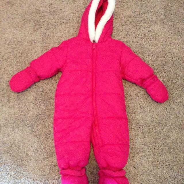 01f88a9e1d4 Find more Baby Girl 6-12 Months Snowsuit for sale at up to 90% off