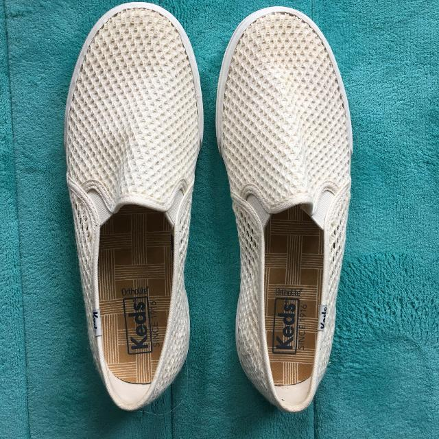 Best Cream Colored Size 8 Keds Guc For In Victoria British Columbia 2019