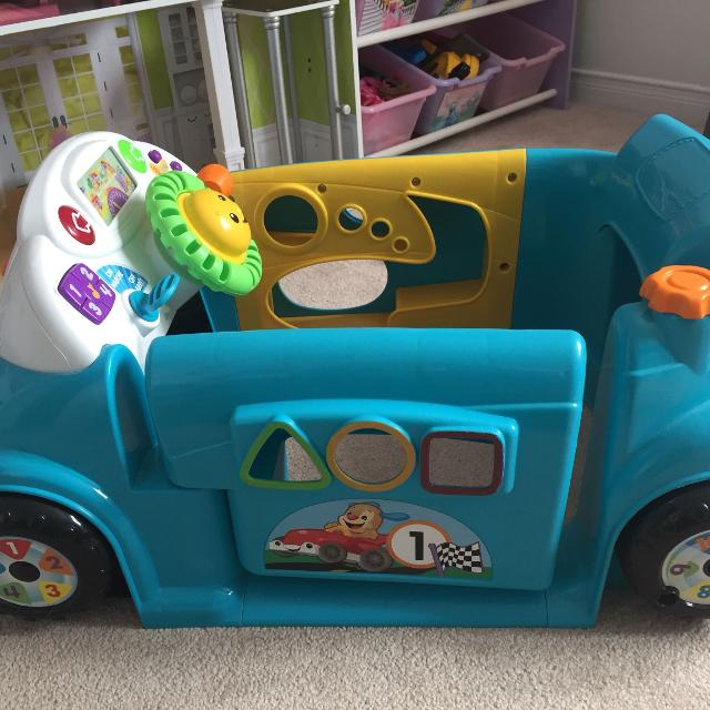 bc4eeb840 Find more Fisher-price Laugh   Learn Crawl Around Car