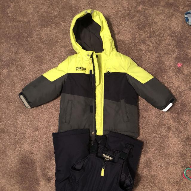 bcd2ca315 Best Oshkosh Winter Coat And Snow Pants for sale in Morton
