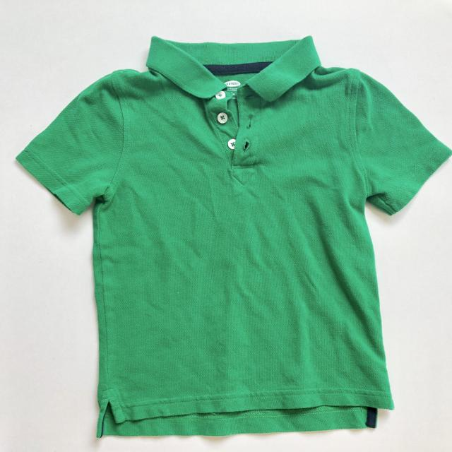 b99f4fcb7 Best Boys Old Navy Green Polo Shirt - Sz 4t for sale in Potranco Road