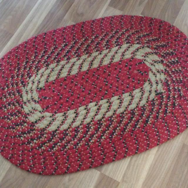Find More Small Vintage Braided Rug For Sale At Up To 90 Off