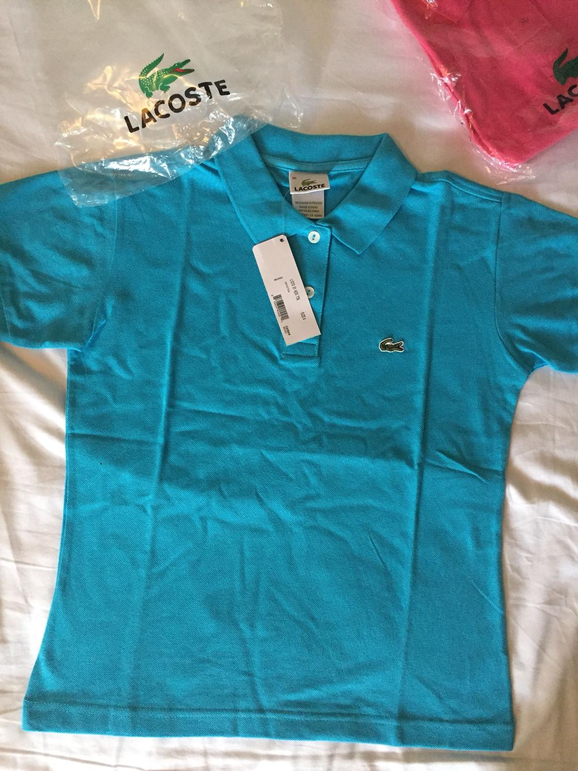 c59af30d4 Authentic Lacoste Polo Shirt For Sale – EDGE Engineering and ...