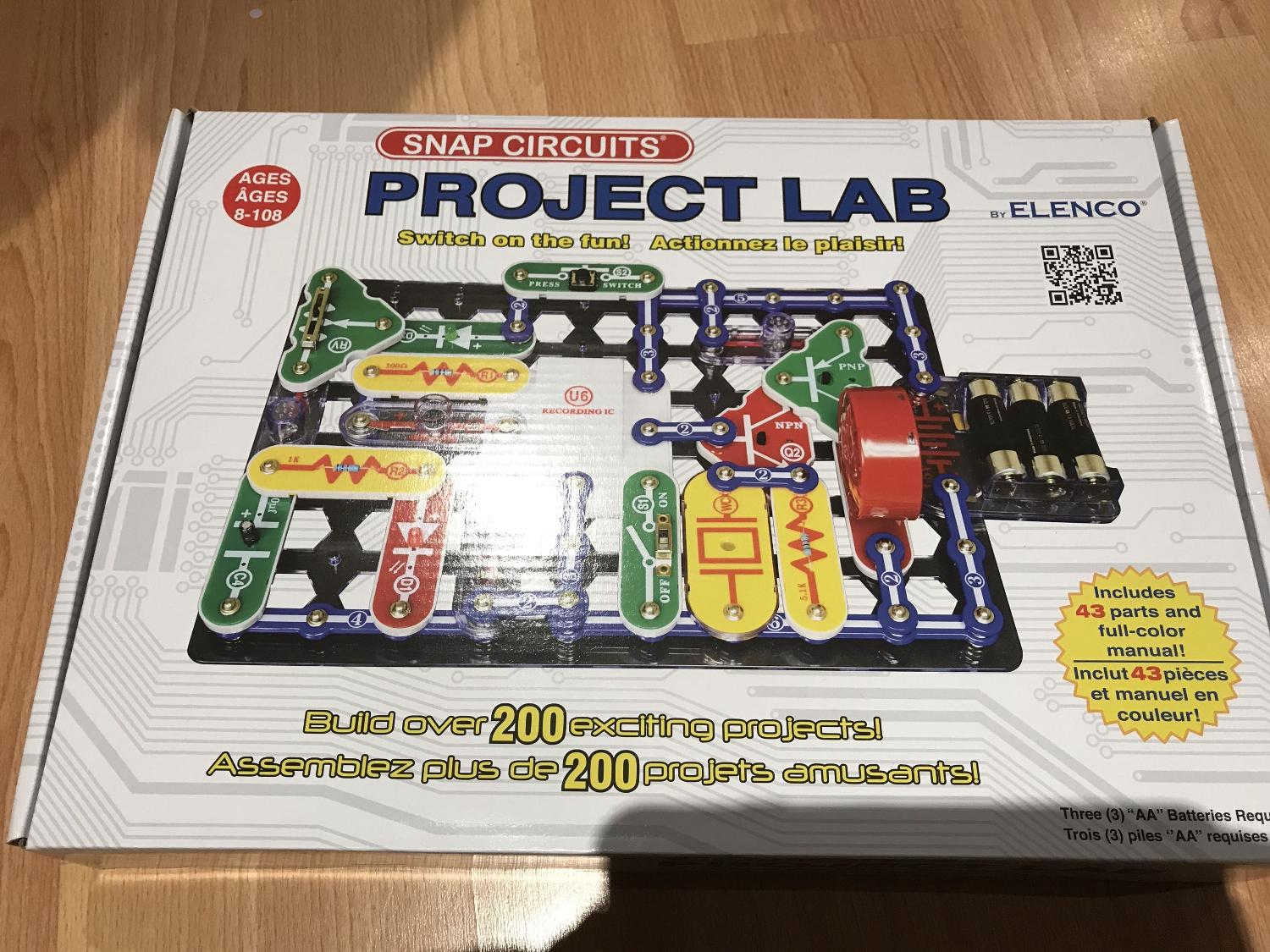 Best Snap Circuits Project Labs For Sale In Oshawa Ontario 2018 Manual