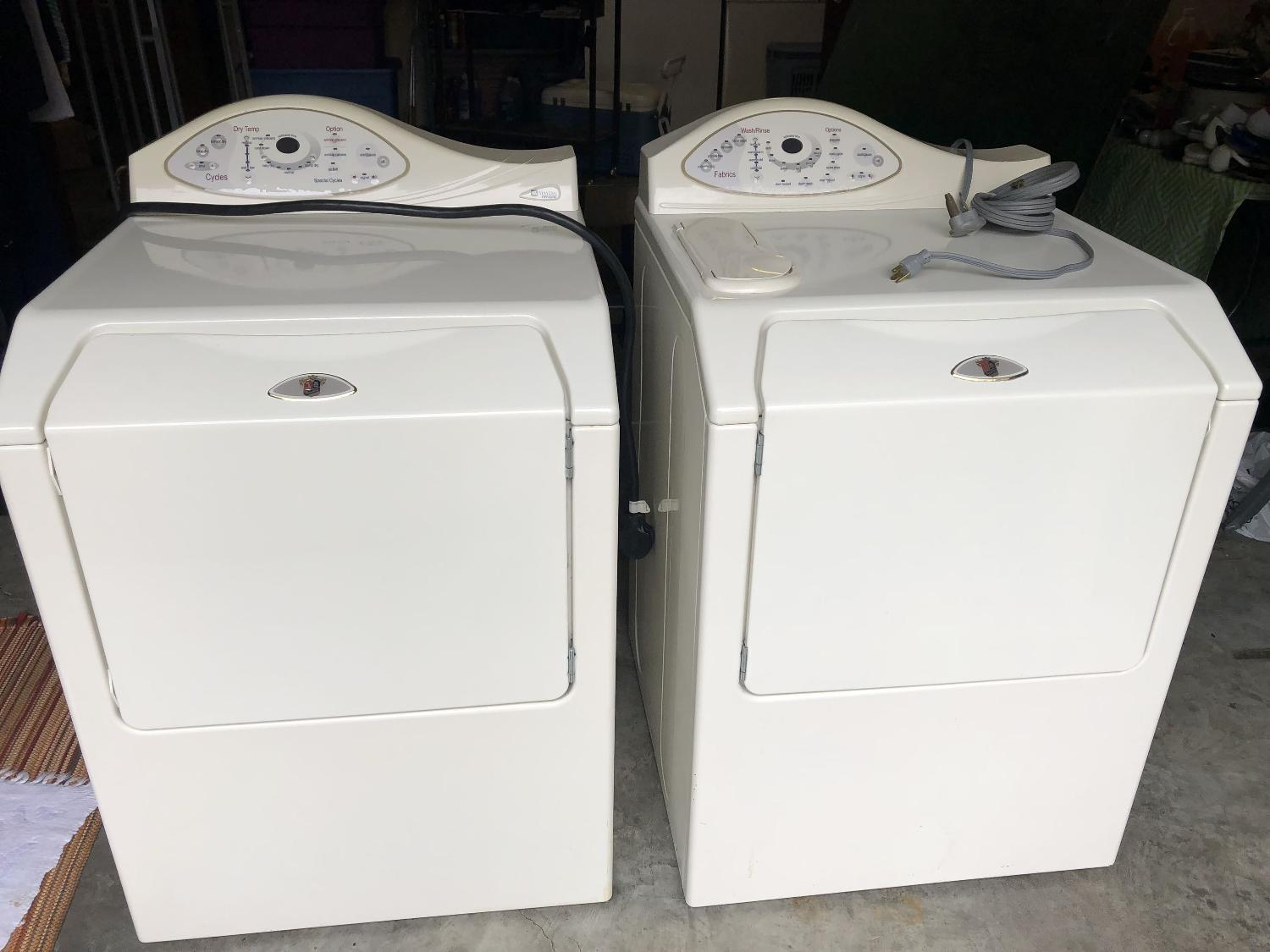 Find More Maytag Neptune Washer And Dryer Pair For Sale At