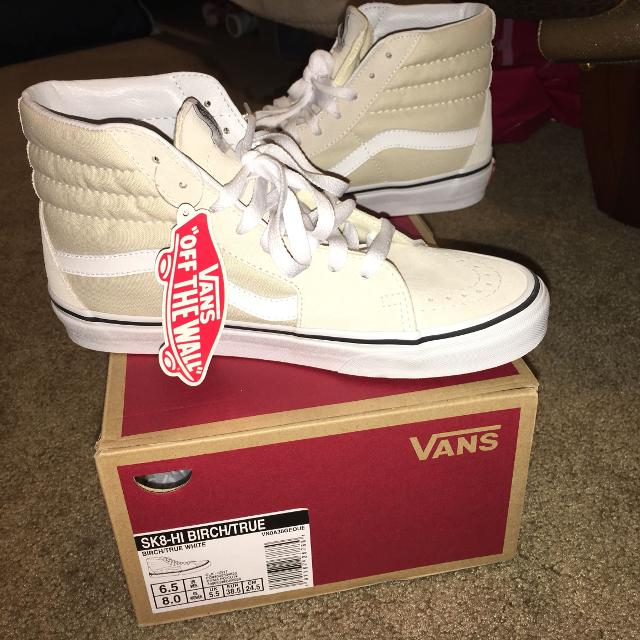 d276110554af Best Brand New Vans Shoes High Tops for sale in Menifee