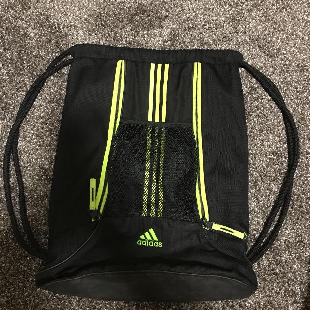 9ce13485559 Find more Draw String Adidas Back Pack for sale at up to 90% off