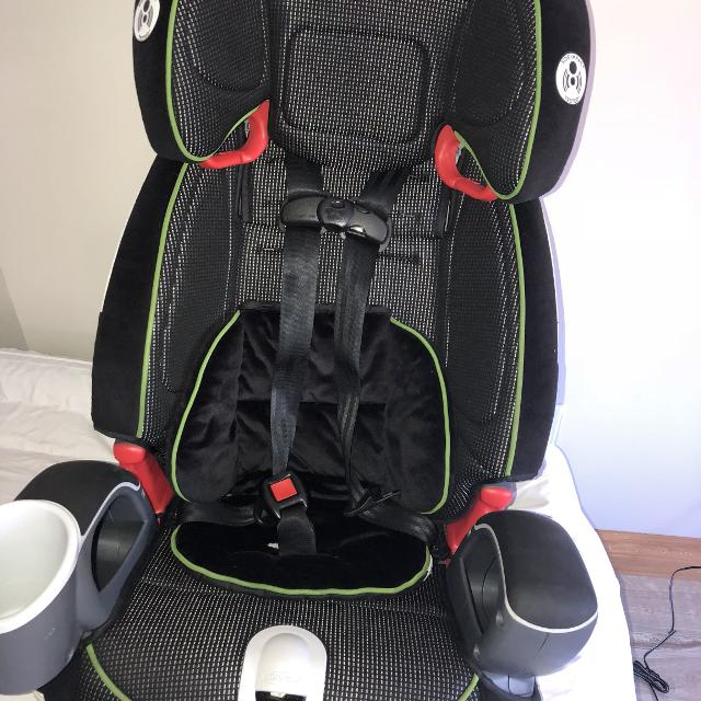 Graco Nautilus 3 In 1 Car Seat And Booster
