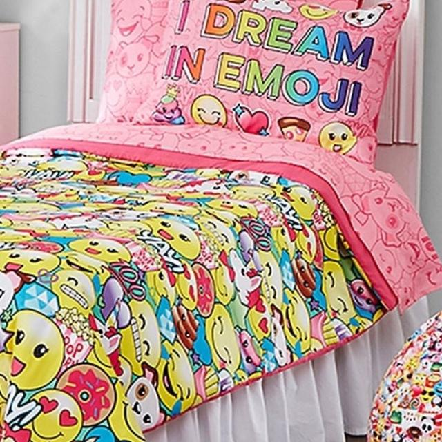 Best Justice Emoji Twin Bedding Set Like New For In Braunfels Texas 2019