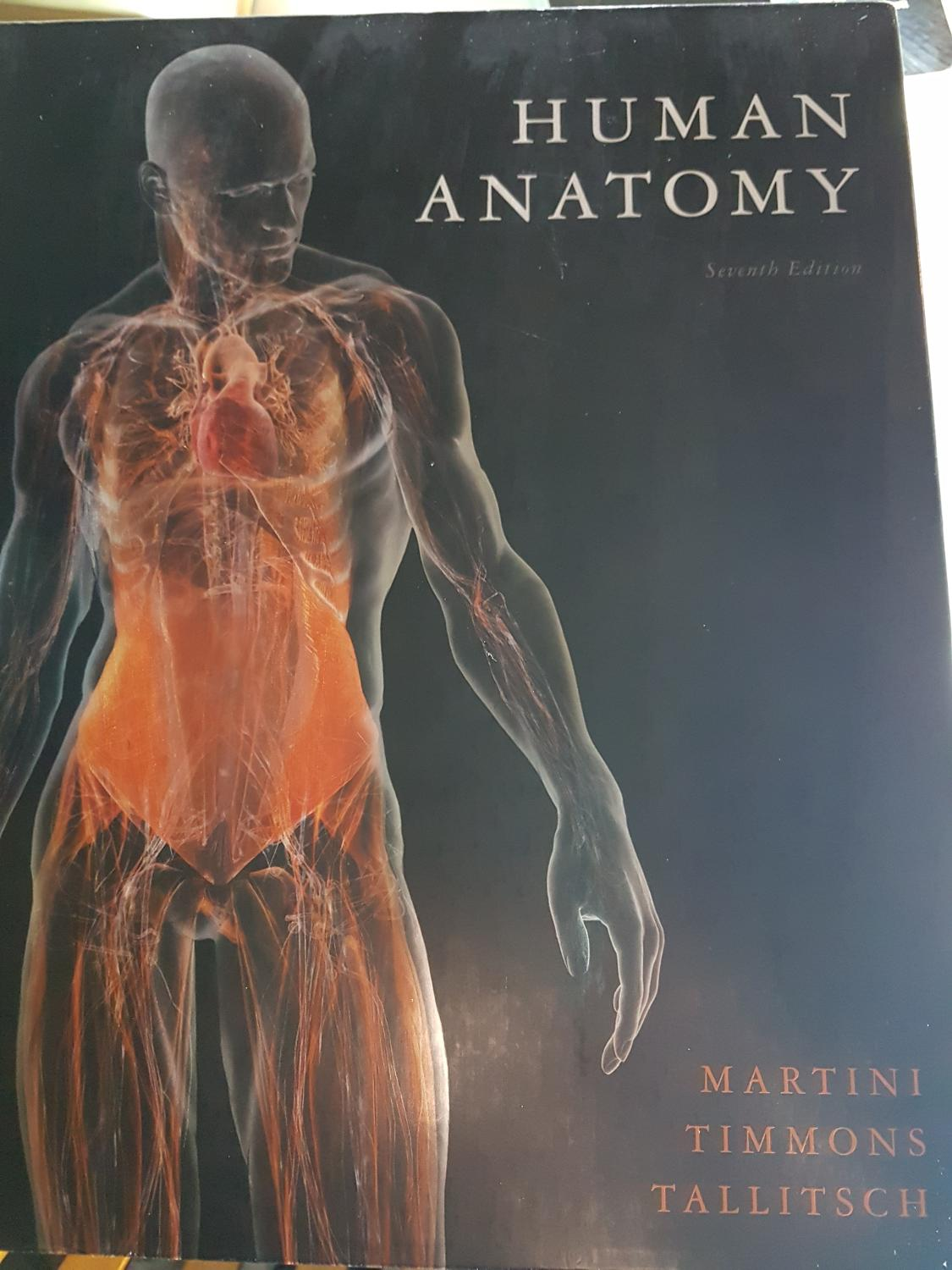 Find More Human Anatomy Seventh Edition For Sale At Up To 90 Off