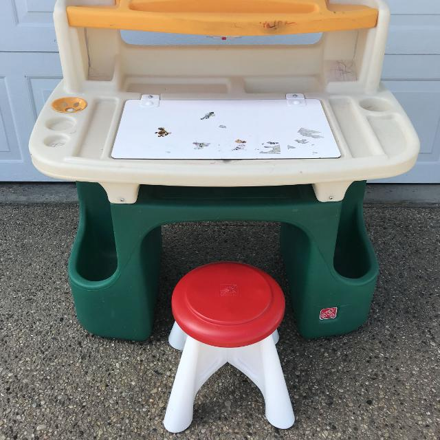 Find More Step 2 Art Master Activity Desk Stool For Sale At Up To