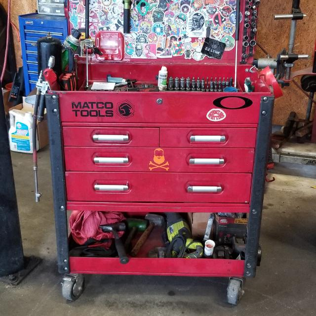 b7ed3abfa2 Find more Matco Roll Cart for sale at up to 90% off - Griffin