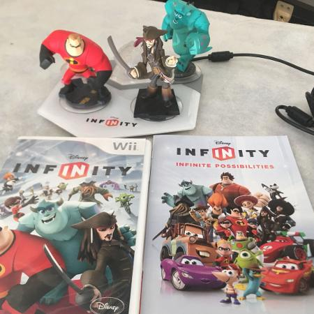 Used, Disney infinity for Wii for sale  Canada