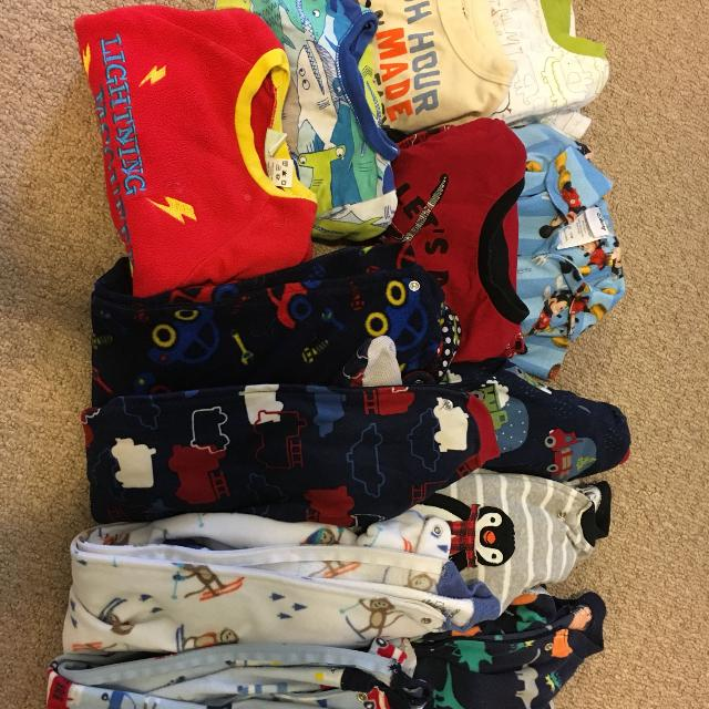 7dcd622d1 Find more 12-18 Month Pj Lot for sale at up to 90% off