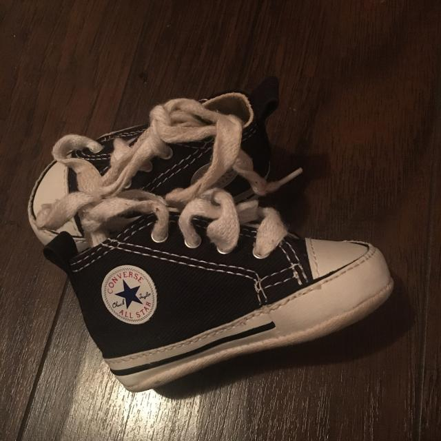 d6e2b340325 Best Sixe 1 Baby Converse Shoes. for sale in Scarborough
