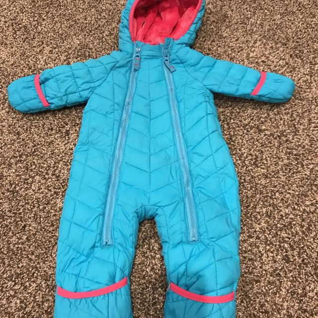 1d5624c052b2 Find more 3-6 Month Snozu Snowsuit For Baby for sale at up to 90% off