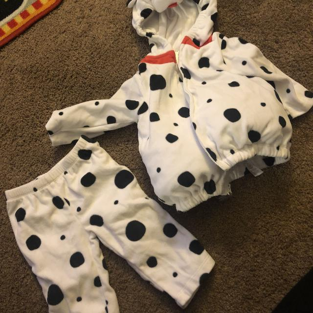 6c239b62d Best Carters Dalmatian Costume for sale in Peoria, Illinois for 2019