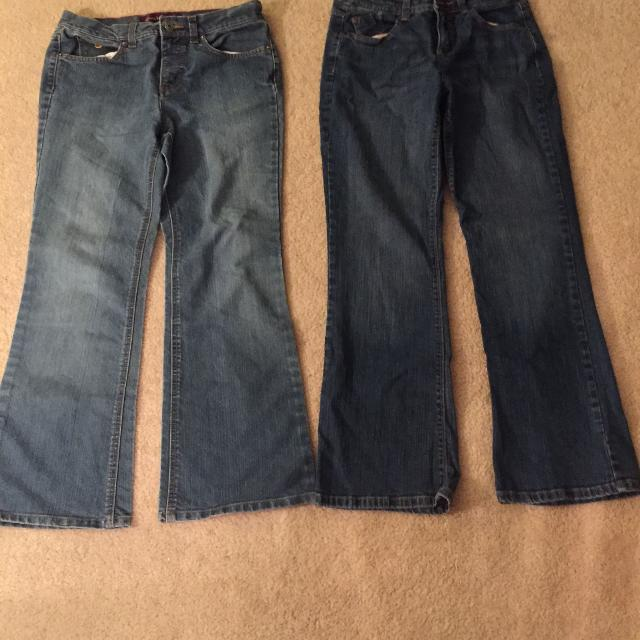 b082c78213e Find more Set Of Gloria Vanderbilt Bootcut Jeans for sale at up to .