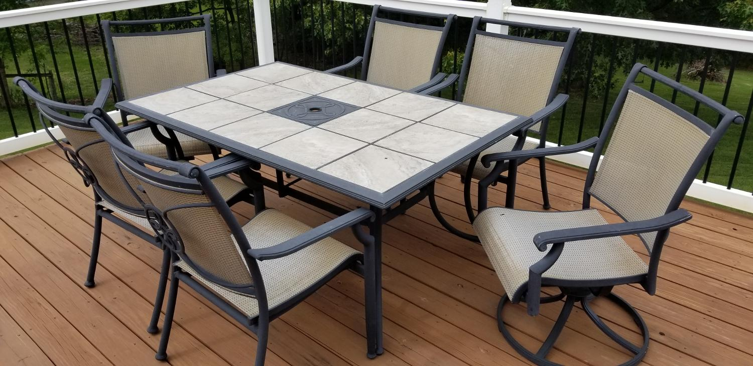 Find More Patio Table Chairs For Sale At Up To 90 Off