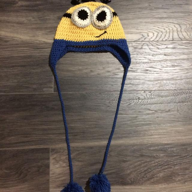 Find More Hand Knitted Minion Hat For Sale At Up To 90 Off