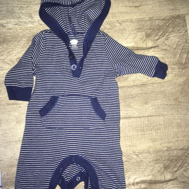 4c9f5772296e Best Baby Boy Hooded Onesie for sale in Clarington
