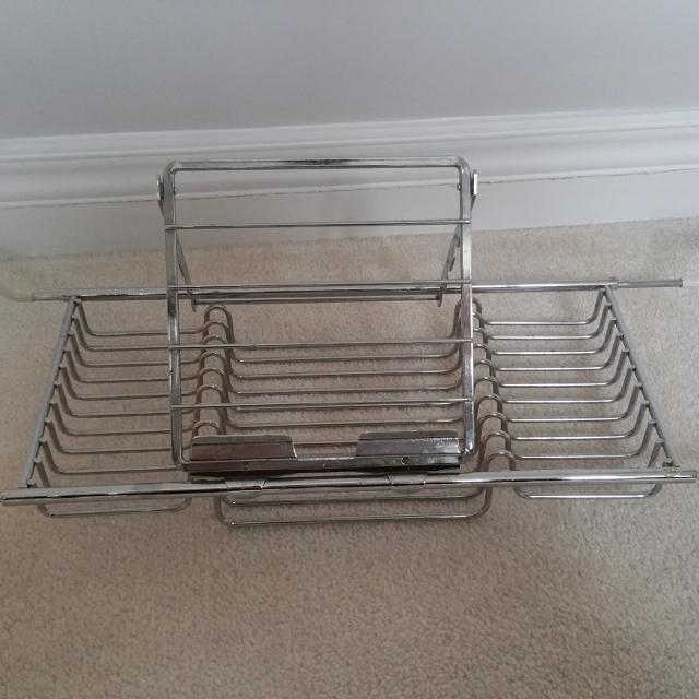 Best Extendable Bath Rack With Book Holder for sale in Ajax, Ontario ...