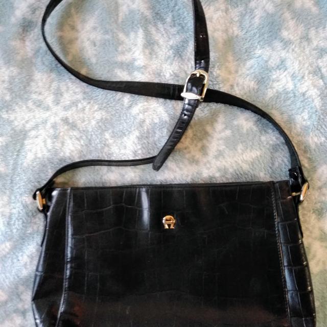 ea513f16d Best Black Aigner Handbag/purse for sale in Richmond, Virginia for 2019