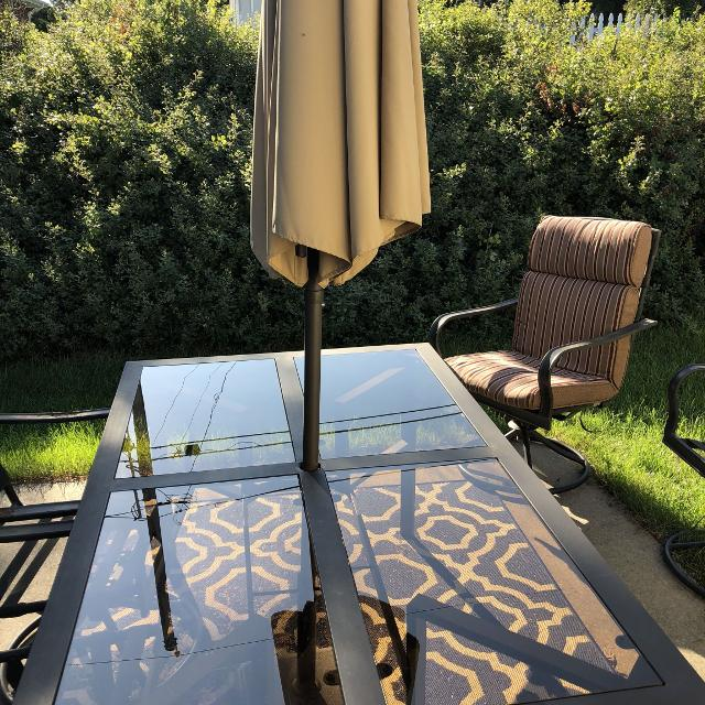 Outdoor Table Er Can Meet Near Peoria Il
