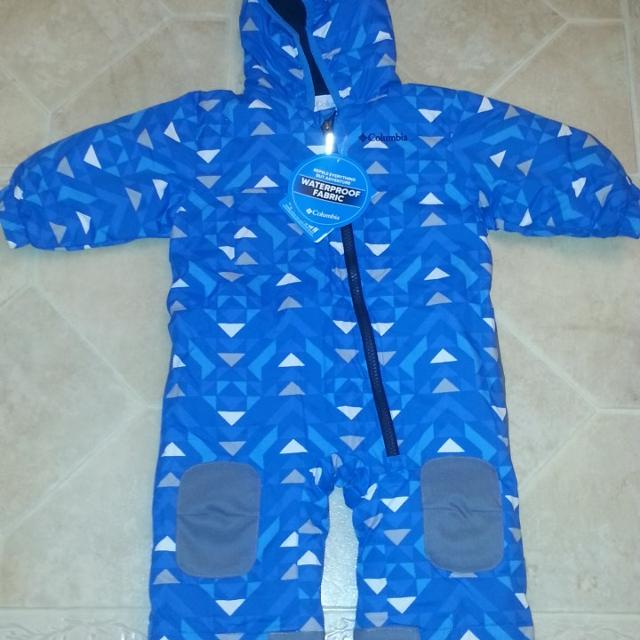 e0db4410d Find more Columbia Infant Hot-tot Suit 6-12 Mo for sale at up to 90% off