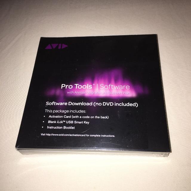 Pro Tools Software