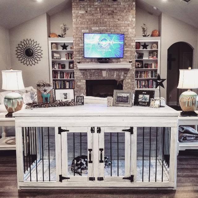 Best Custom Dog Kennel Furniture For Sale In Pensacola Florida For 2019