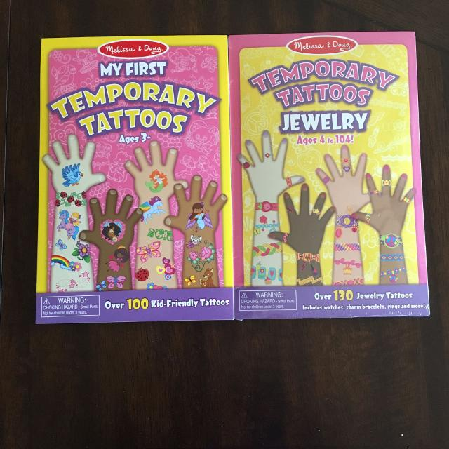 Best Melissa & Doug, Temporary Tattoo Books for sale in Appleton ...