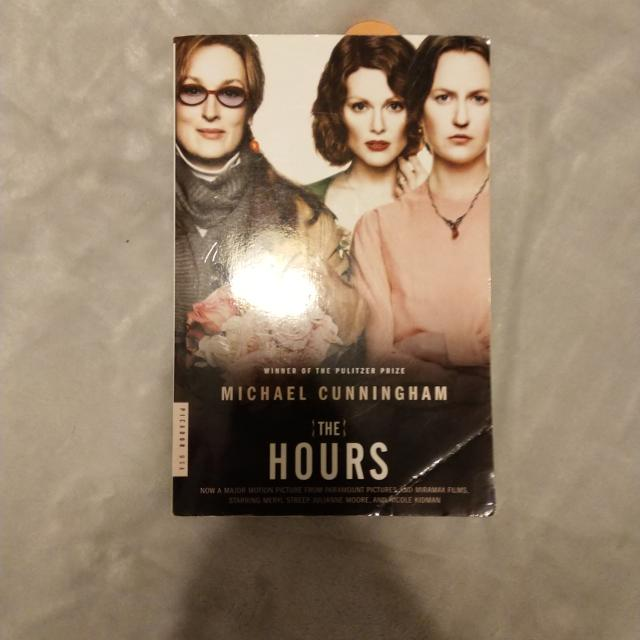 cunningham michael the hours