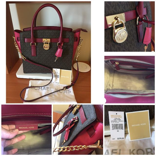 4e91b97d2c40 Find more Authentic Beautiful Michael Michael Kors Studio Hamilton ...