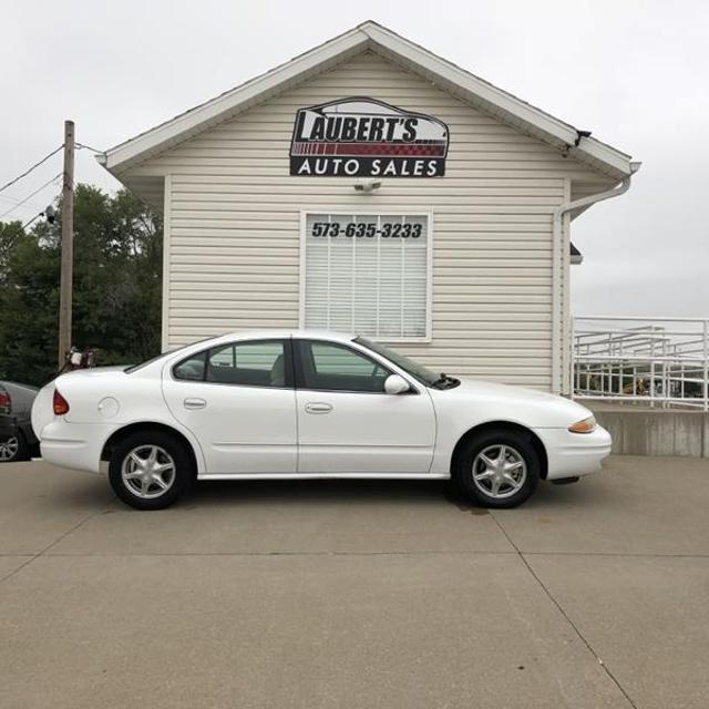 Best 2001 Oldsmobile Alero Gl 4dr Sedan 73299 Miles For Sale In