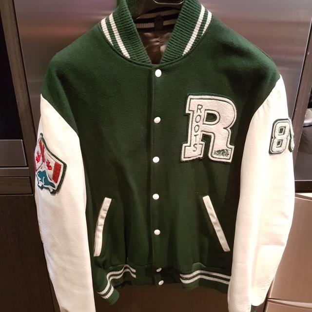 Best Roots Varsity Jacket Good Quality For Sale In Dollard Des