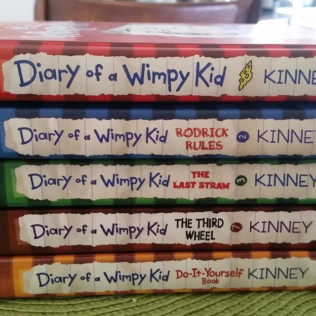 Best diary of a wimpy kid hardcover books for sale in victoria diary of a wimpy kid hardcover books solutioingenieria Gallery