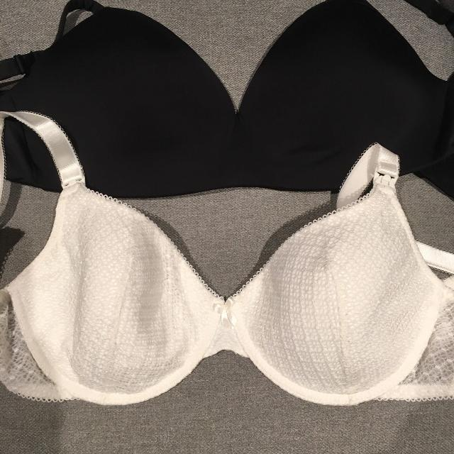 b0c3f782cddf0 Find more Thyme Nursing Bras - Worn Once! 38d for sale at up to 90% off