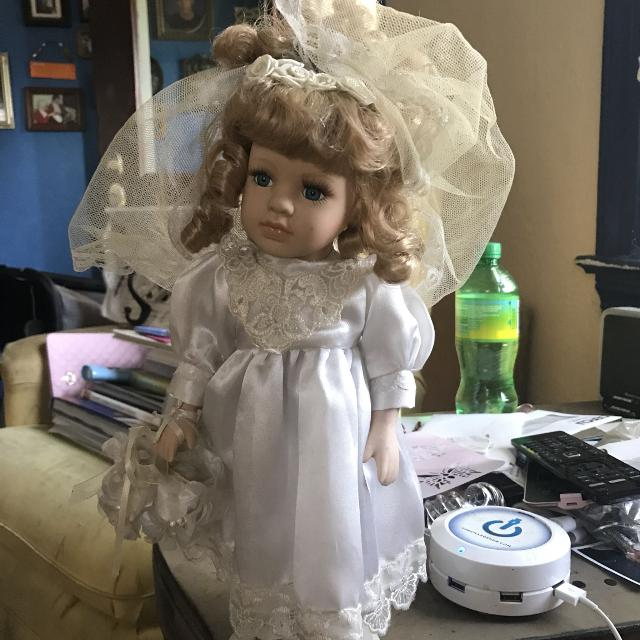 a43004c9d39 Best Flower Girl  1st Communion Porcelain Doll for sale in Peoria ...