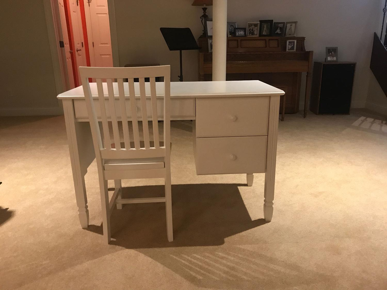 Best Pottery Barn Kids Desk And Chair For Sale In Morton Illinois For 2020
