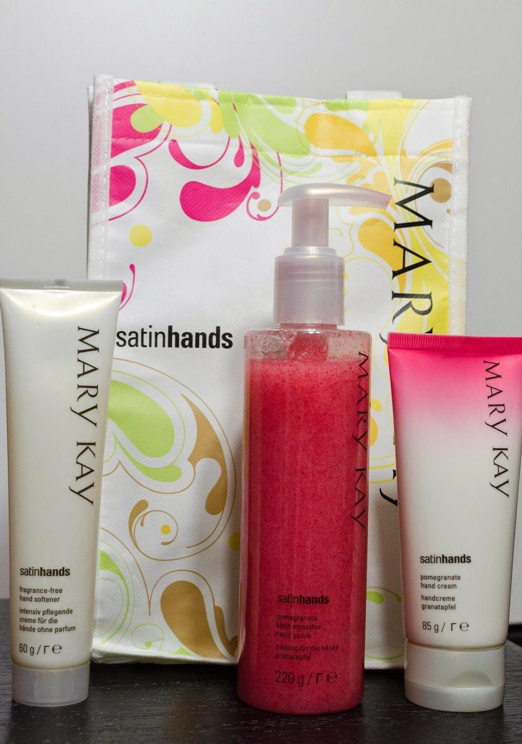 Best Mary Kay Satin Hands Pomegranate For Sale In Ellensburg