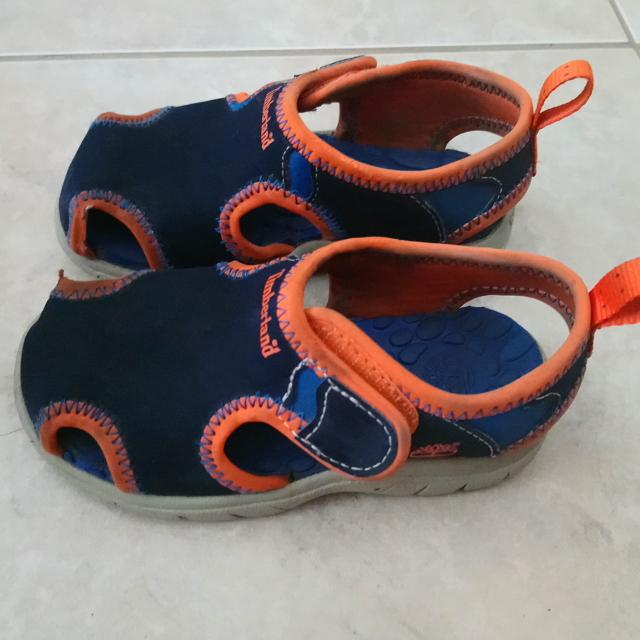 f79f7b47ca8b Best Toddler Boys Timberland Sandals Size 10 for sale in Oshawa ...