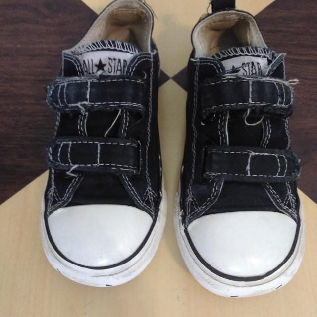 392ced5139fc Find more Toddler Boys Converse All Star Shoes - Size 10 for sale at ...