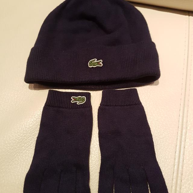 e6b12fae8 Best Lacoste Hat And Gloves Set for sale in Dollard-Des Ormeaux ...