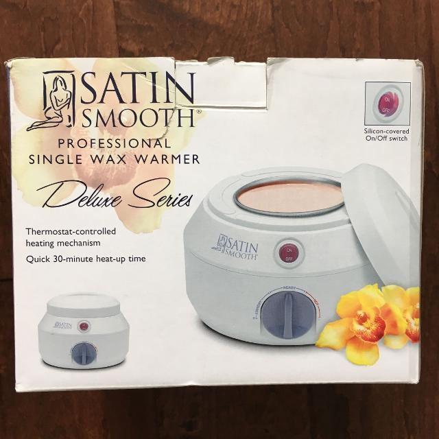 Satin Smooth Professional Wax Warmer